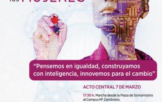 Día internacional de las mujeres en Segovia