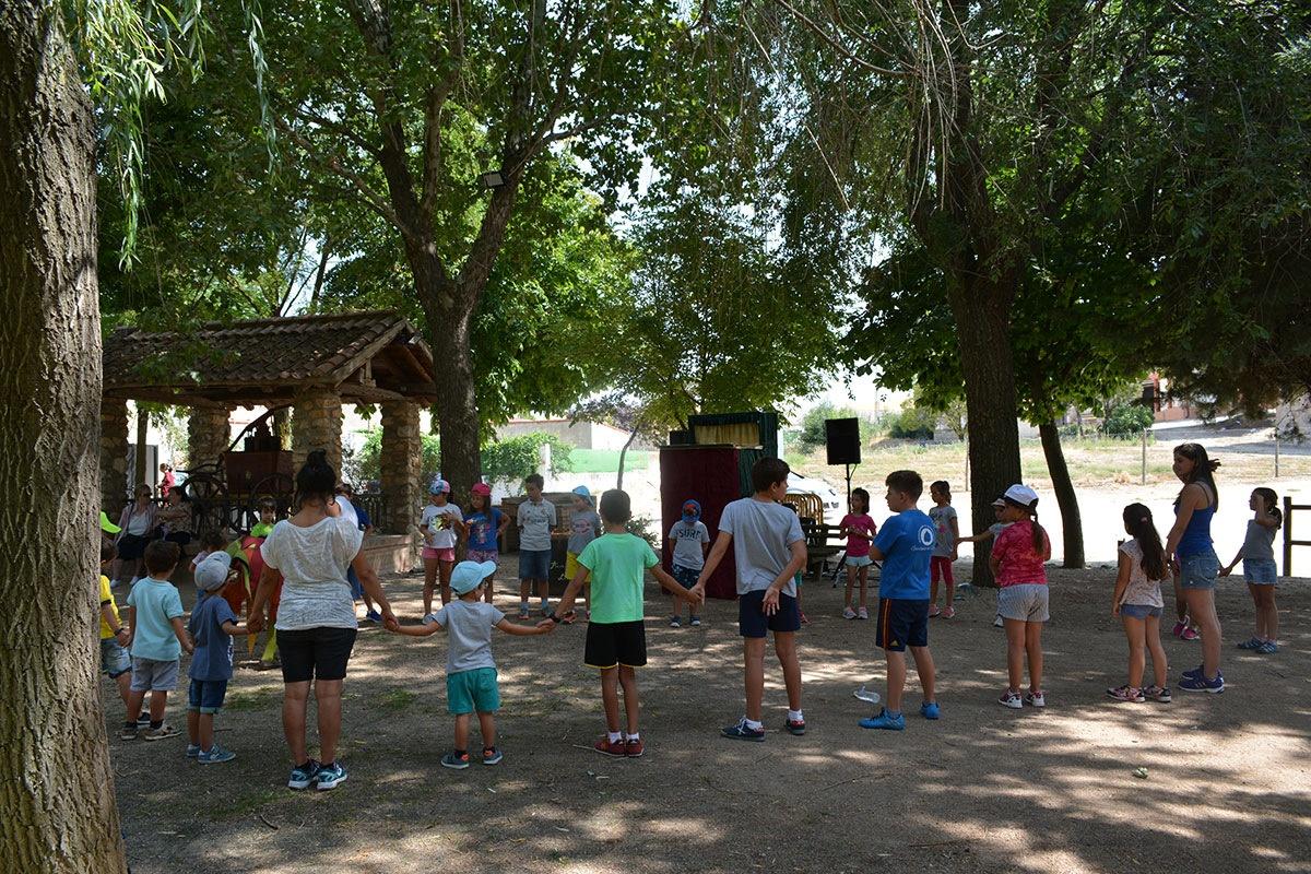 ATLI Encuentro infantil - Valseca