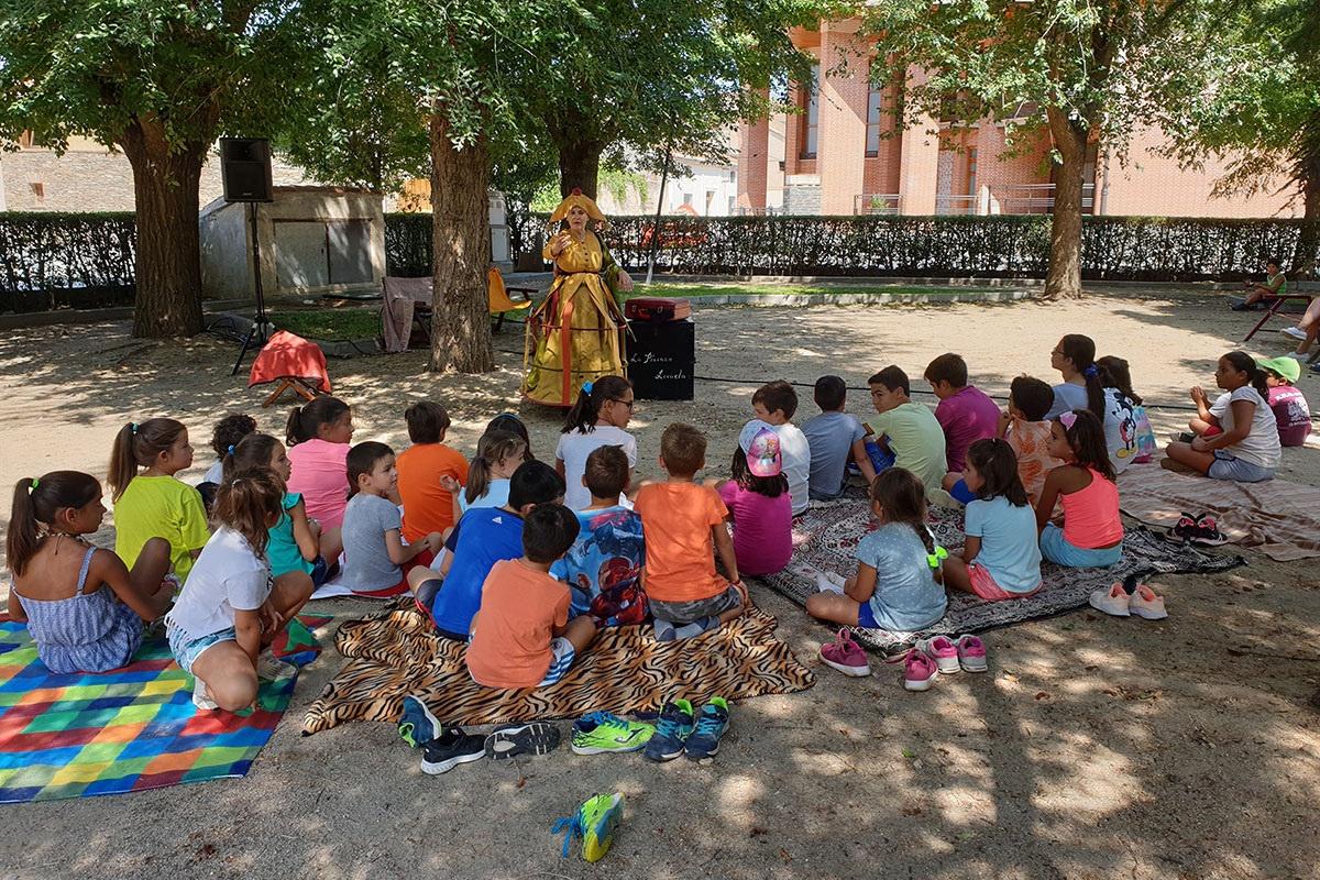 ATLI Encuentro Infantil - Nieva