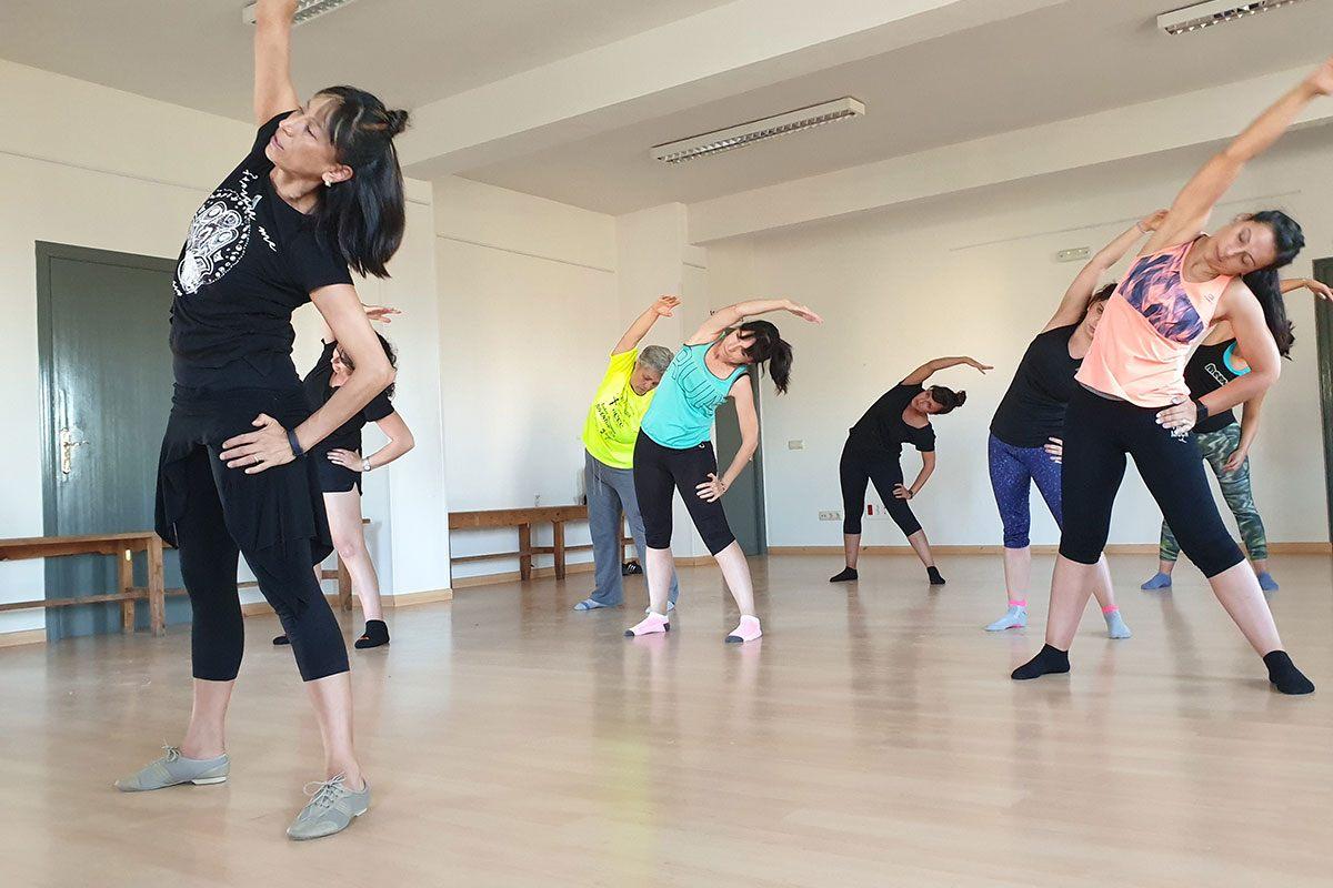 CRECIENDO Talleres de danza y movimiento - Revenga