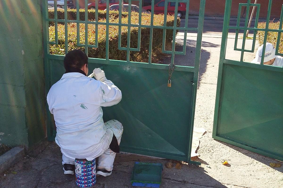 Curso de pintura - Segovia