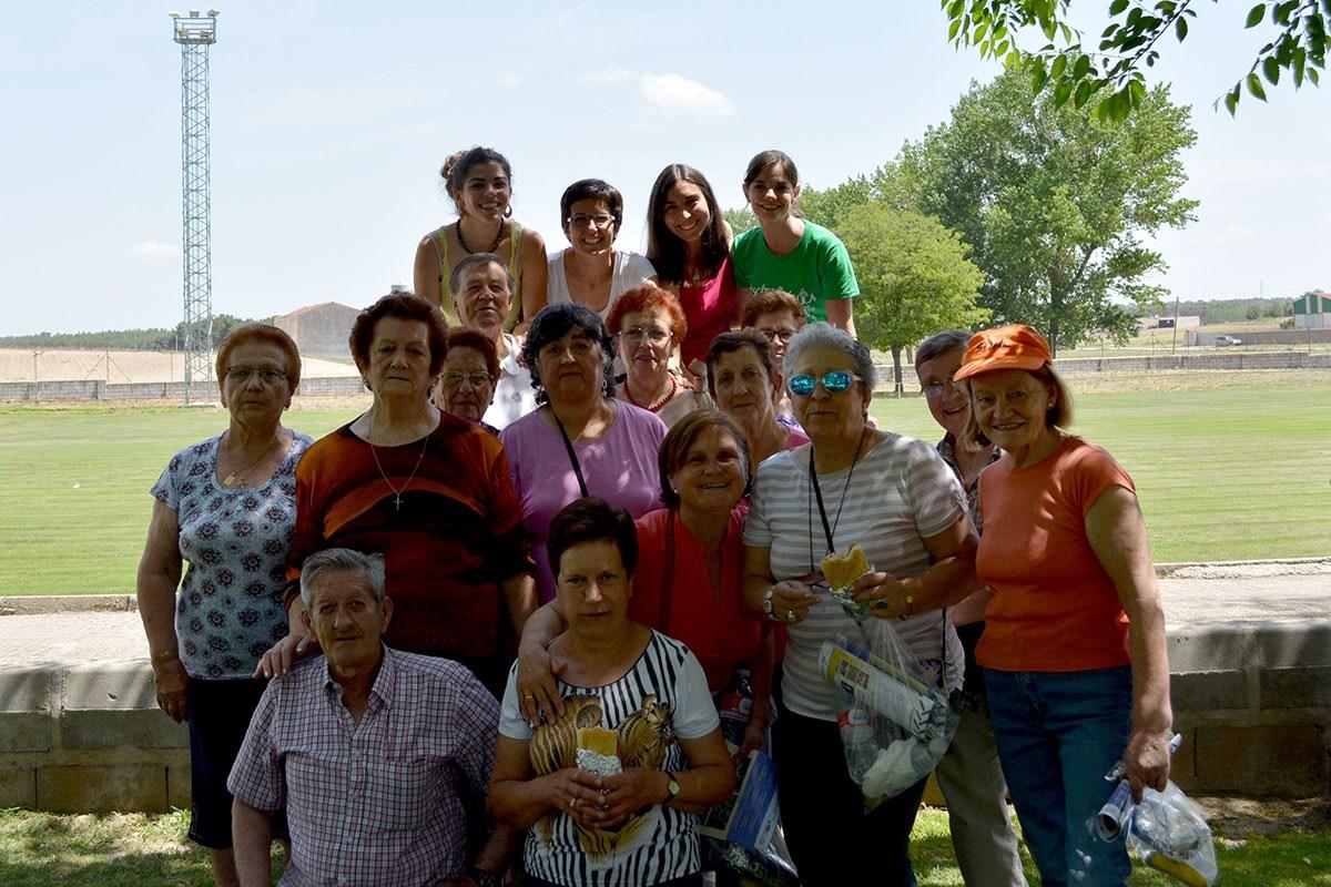 Encuentro intergeneracional - Cabezuela