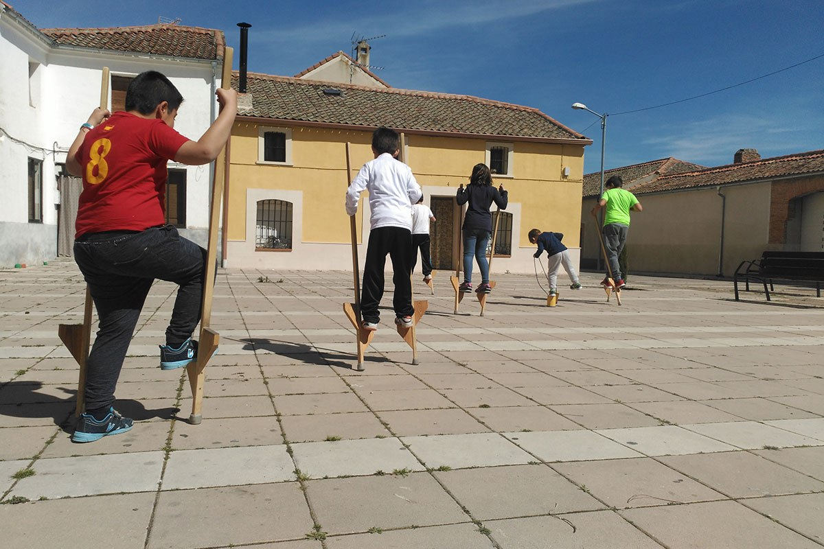 Encuentro intergeneracional - Pinajeros