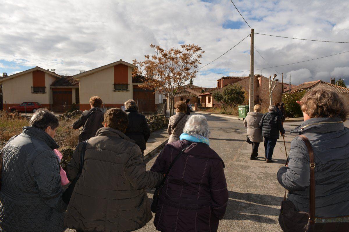 ME QUEDO EN MI CASA Y EN MI ENTORNO Visita a CODINSE - Campo de San Pedro