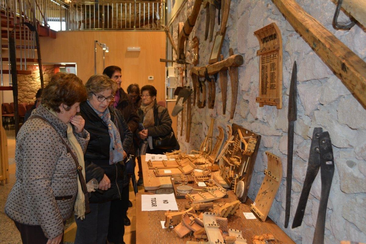 ME QUEDO EN MI CASA Y EN MI ENTORNO Visita al Museo del Trillo - Cantalejo