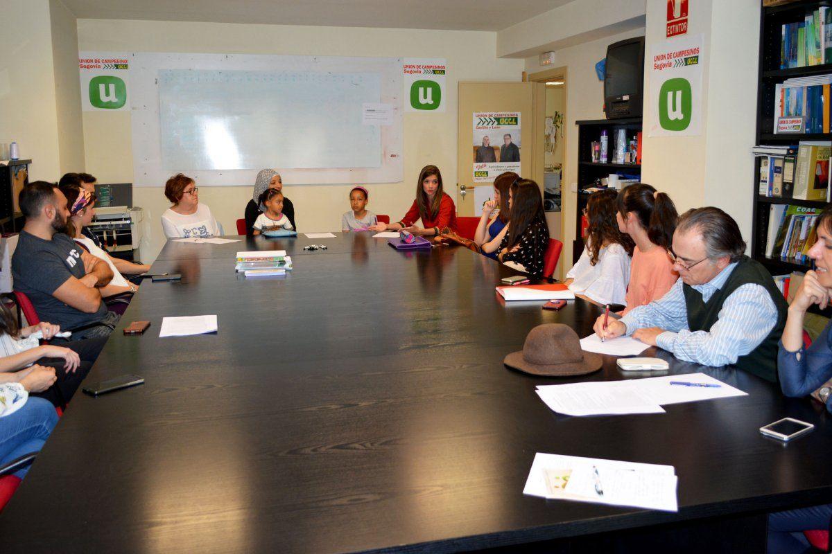 Colaboración con la Universidad de Valladolid en Segovia