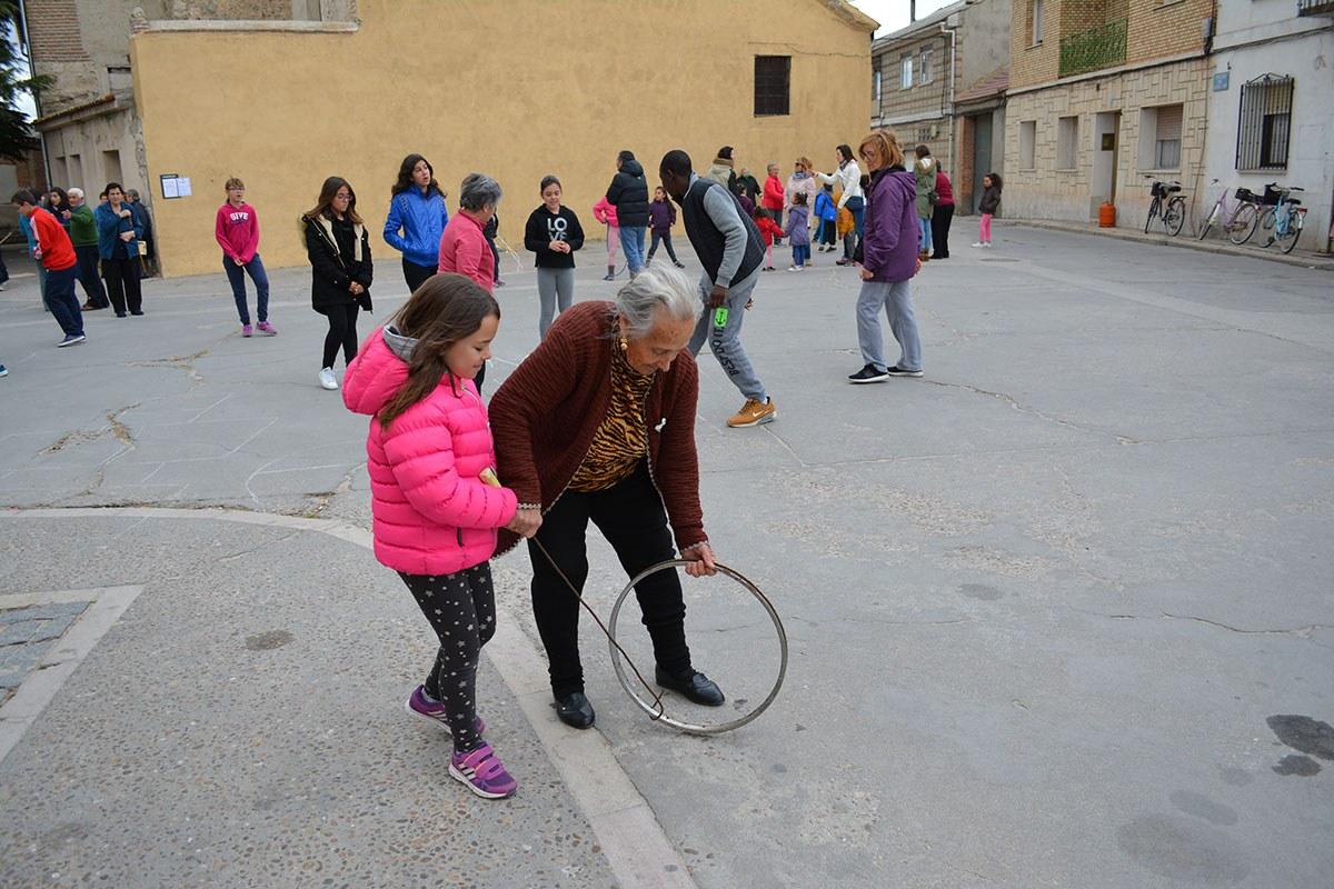 Encuentro intergeneracional - Gomezserracín