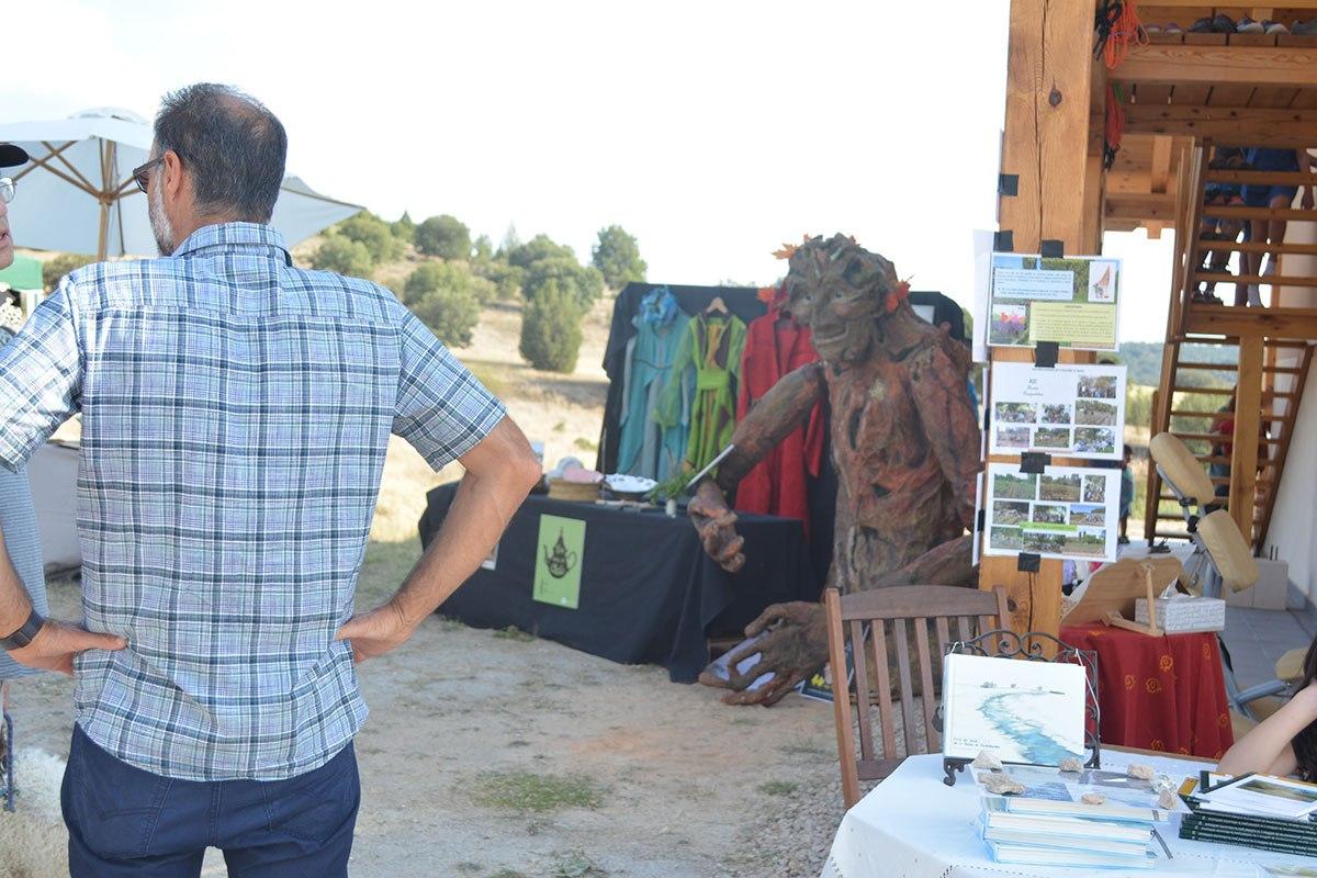 I Feria Mercado de la economÍa solidaria - Peñarrubias de Pirón