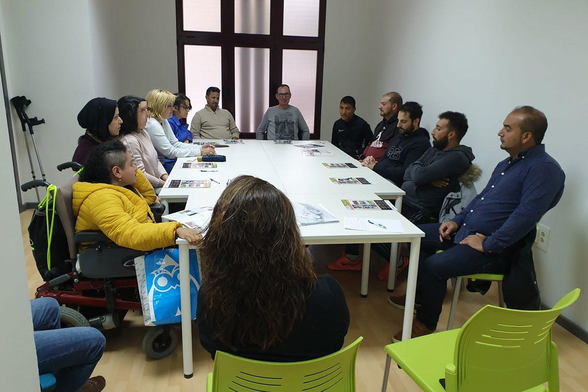 JÓVENES Sesión grupal de orientación al empleo y autoempleo - Segovia