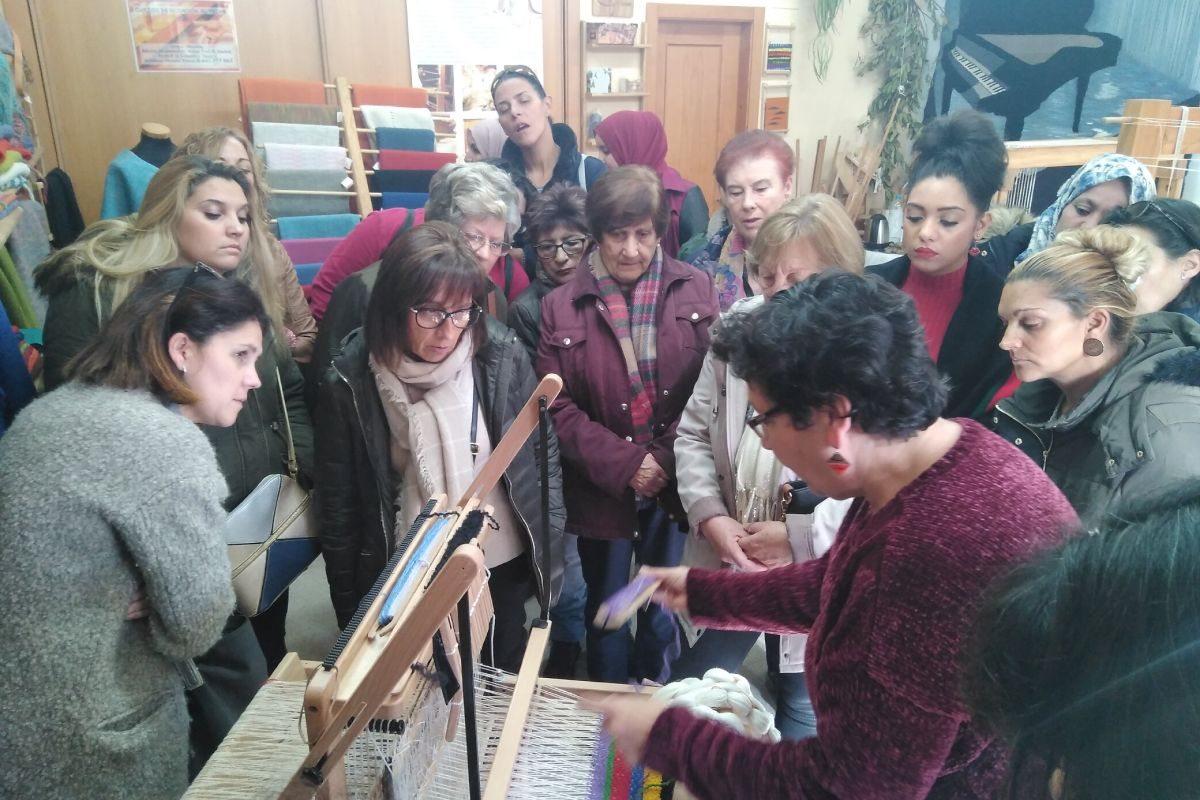 MUJER Y ECONOMÍA SOCIAL - Visita a experiencias de mujeres emprendedoras - Segovia