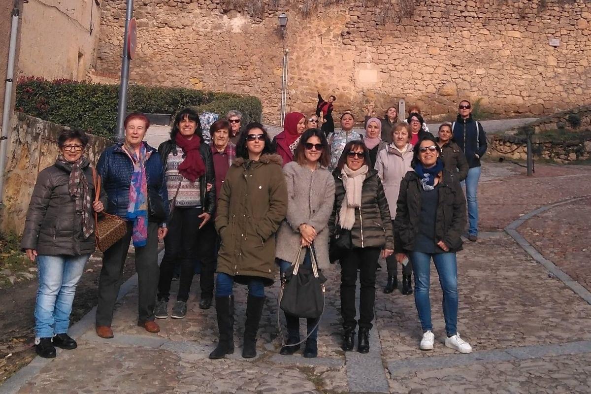 MUJER Y ECONOMÍA SOCIAL - Visita experiencias empresariales - Segovia