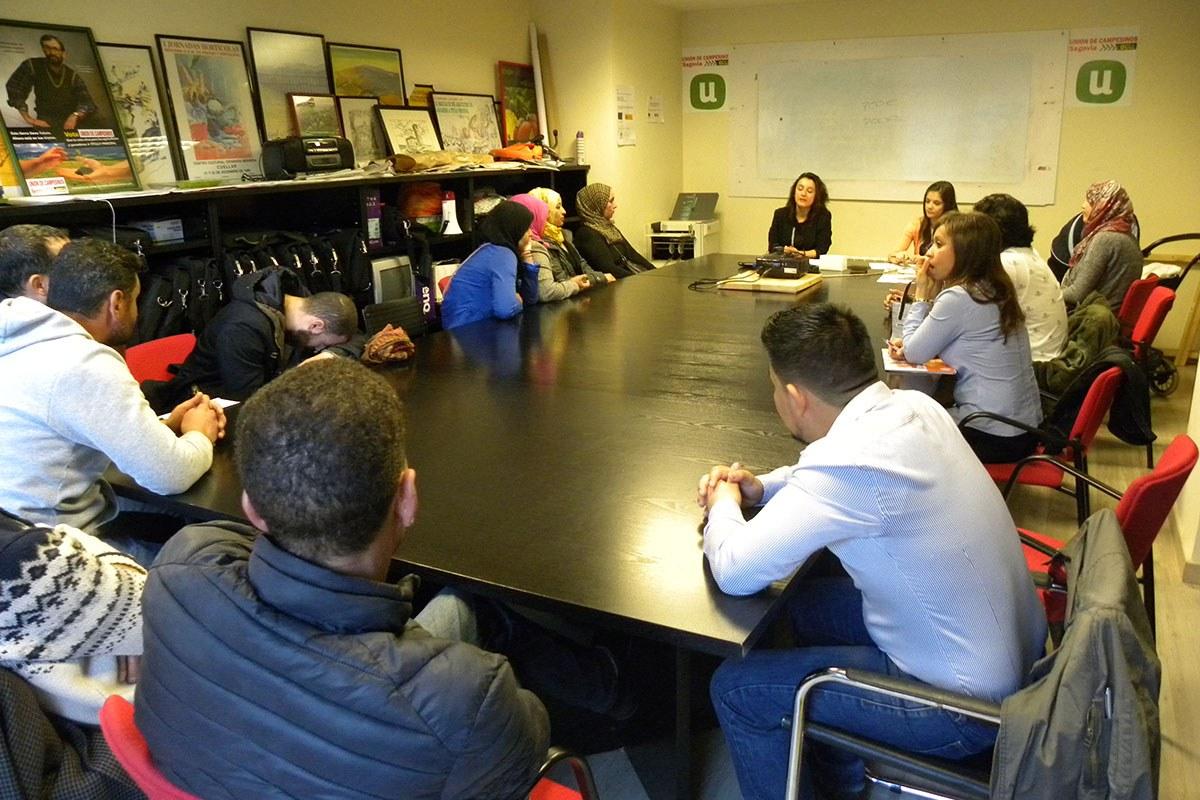 Taller como afrontar una entrevista de trabajo - Segovia