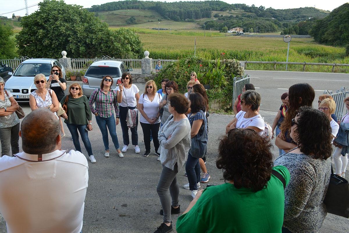 UNION DE MUJERES - Encuentro Nacional de Mujeres agricultoras y ganaderas - Noja