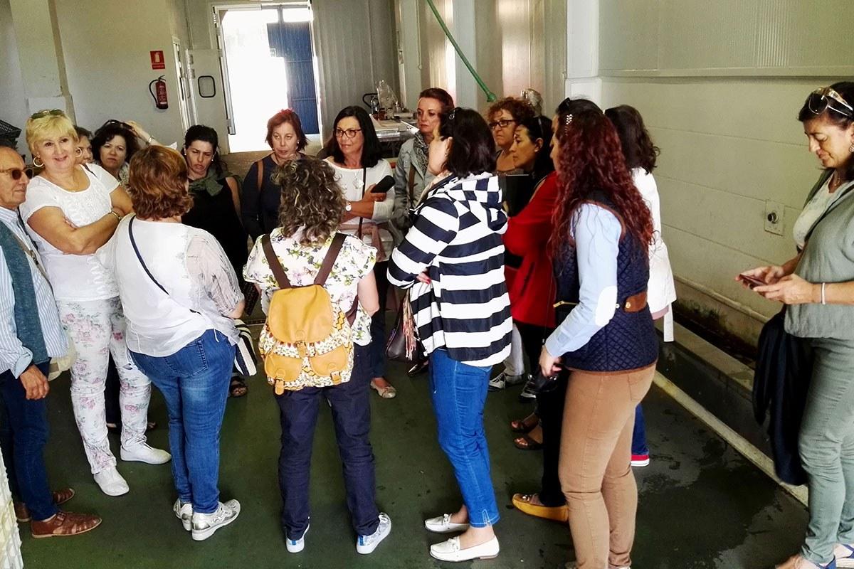 UNION DE MUJERES - Visita a Valencia