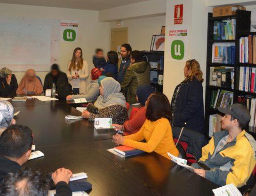 ISMUR presenta sus formaciones para la inserción de la población inmigrante