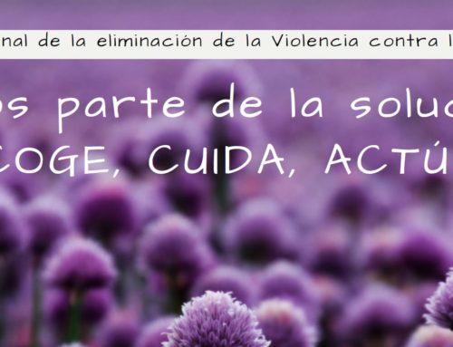25N – Día Internacional de la eliminación de la Violencia contra las mujeres