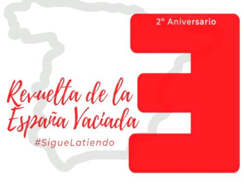 31M Revuelta de la España Vaciada #SigueLatiendo