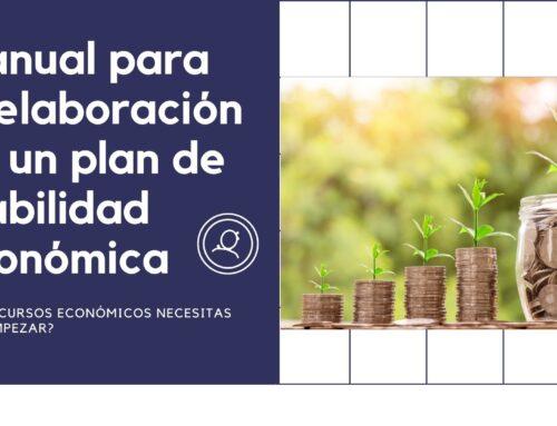 Vídeo manual para elaborar un plan económico
